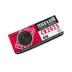 Pila Maxell CR-2025
