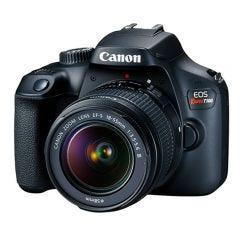 Cámara Digital Canon REBEL T100 1855DC 18MP