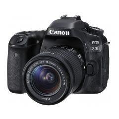 Cámara Digital Canon EOS80D18135IS USM 24.2MP