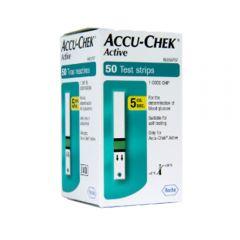Tiras Reactivas Accu-Chek Active x50