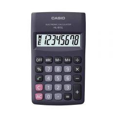 Calculadora de Bolsillo Casio HL-815L-BK-W-DH