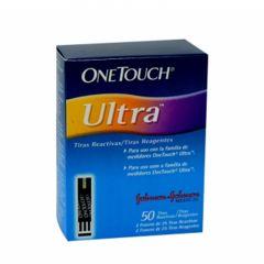 Tira Reactiva Onetouch ULTRA x50