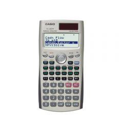 Calculadora Financiera Casio FC-200V-W-DH