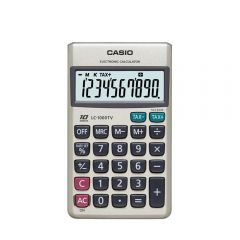 Calculadora de Bolsillo Casio LC-1000T/TV