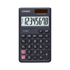 Calculadora de Bolsillo Casio SL-300LV-W-DH