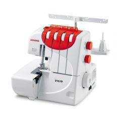 Máquina Remalladora Janome 9102D