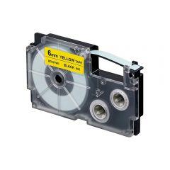 Cinta Para Rotulador Casio XR-6YW1-W-DJ