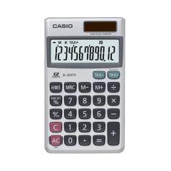 Calculadora de Bolsillo Casio SL-320TV-W-D