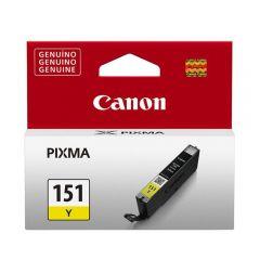 Cartucho de Tinta Canon CLI-151Y Amarillo