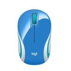 Mouse Logitech M187 Blue