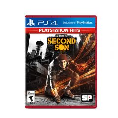 Videojuego Infamous Second Son PS4