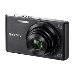 Cámara Digital Cybershot Sony DSC-W830 de 20.1MP Negro