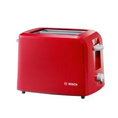 Tostador Bosch TAT3A014 Rojo 2 rebanadas
