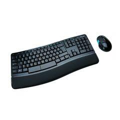Teclado con Mouse Microsoft-SCULPT CONFORT L3V-00004