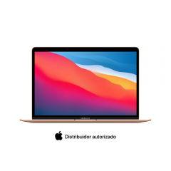 "Macbook Air 13"" M1 512 GB SSD 8GB RAM Oro"