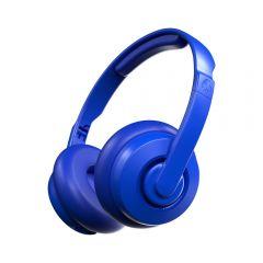 Audífono Cassette Bluetooth Azul