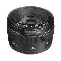 Lente para cámaraCanon EF-50MM F/1.4 USM