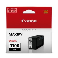 Cartucho de Tinta Canon PGI-1100-BK Negro