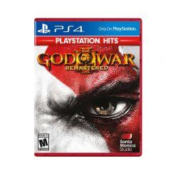 Videojuego God of War 3 Remastered PS4