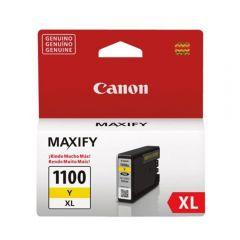 Cartucho de Tinta Canon PGI-1100XL-Y Amarillo