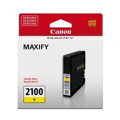 Cartucho de Tinta Canon PGI-2100Y Amarillo