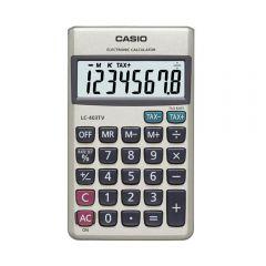Calculadora de Bolsillo Casio LC-403TV-W-DP