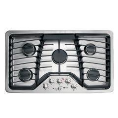 Cocina Empotrable GN/GLP General Electric PGP953SETSS 5 hornillas