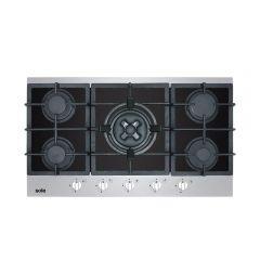 Cocina a Gas Empotrable Sole SOLCO039 5 Hornillas