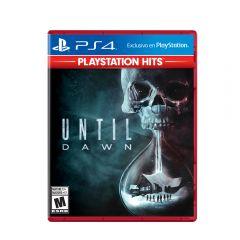 Videojuego Until Dawn PS4
