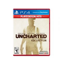 Videojuego Uncharted: The Nathan Drake Collection PS4 2015