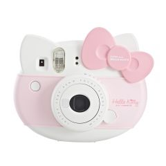 Cámara Instax Mini Hello Kitty Fujifilm + 10 películas