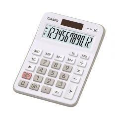 Calculadora de Escritorio Casio MX-12B-WE-W-DC