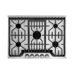 Cocina a Gas Frigidaire Línea Professional FPGC-3077RS 5 hornillas