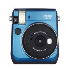Cámara Instax Fujifilm Mini 70 Azul + 10 películas