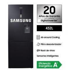 Refrigeradora Samsung RL4363SBABS/PE No Frost 432L