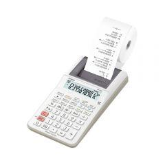 Calculadora con Wincha Casio HR-8RC-WE-DC