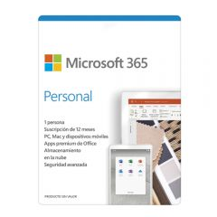 Programa Microsoft 365 Personal QQ2-00008