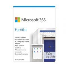 Programa Microsoft 365 Familia P6GQ-00088