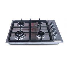 Cocina Empotrable GN/GLP Electrolux ETGE24RHOCLS 4 hornillas