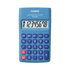 Calculadora de Bolsillo Casio HL-815L-BU-S-DP