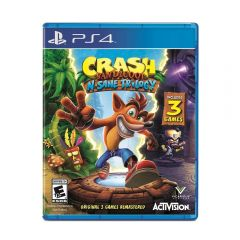 Videojuego Crash B N Trilogy PS4