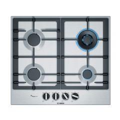 Cocina a Gas Empotrable Bosch PCH6A5B90 4 Hornillas