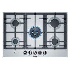 Cocina a Gas Empotrable Bosch PCQ7A5B90V 5 Hornillas