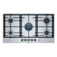 Cocina a Gas Empotrable Bosch PCR9A5M90V 5 Hornillas