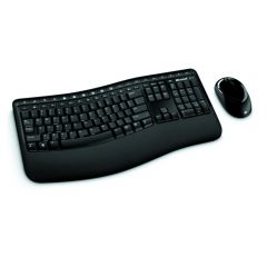 Teclado con Mouse Microsoft COMFORT 5050 PP4-00004
