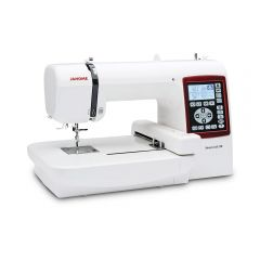 Máquina bordadora Janome Memory Craft MC230E