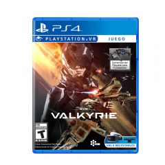 Videojuego EVE: Valkyrie PS4 Sony