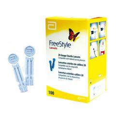 Lanceta FreeStyle x100