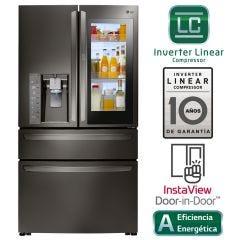 Refrigeradora LG French Door GM84SXD No Frost 682L