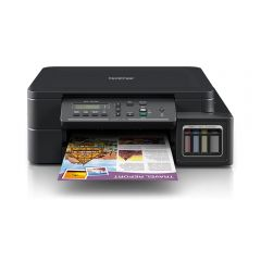 Impresora Multifuncional Brother DCP-T510W Negro
